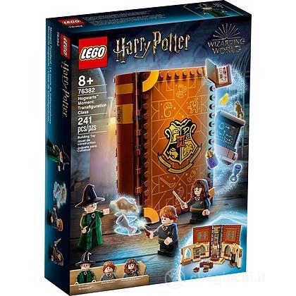 Lezione di trasfigurazione a Hogwarts - Lego Harry (76382)