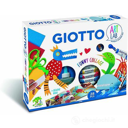 Giotto Art Lab Funny collage (581500)