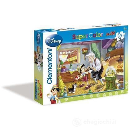 Puzzle 24 pezzi Maxi Pinocchio (243580)