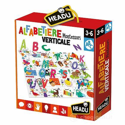 Alfabetiere Verticale Montessori (IT23585)