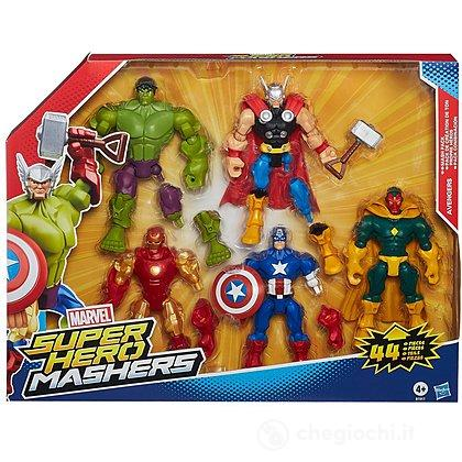Hero Mashers Multi Pack Marvel (B1917)