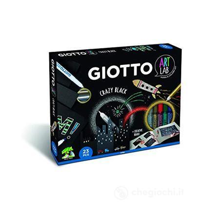 Giotto Art Lab Crazy black (581600)