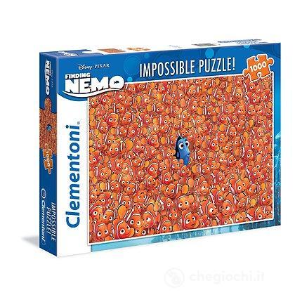Puzzle Impossible, Finding Nemo, 1000 Pezzi (39359)