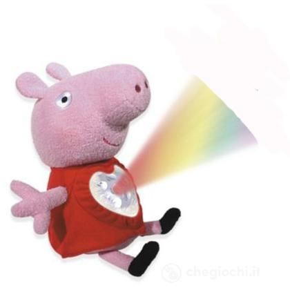 Peppa Pig peluche dolce sonno