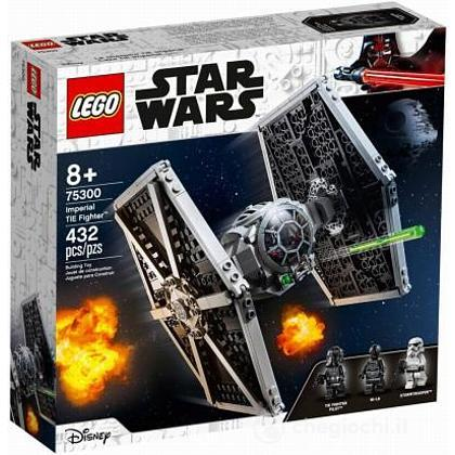 Imperial TIE Fighter - Lego Star Wars (75300)