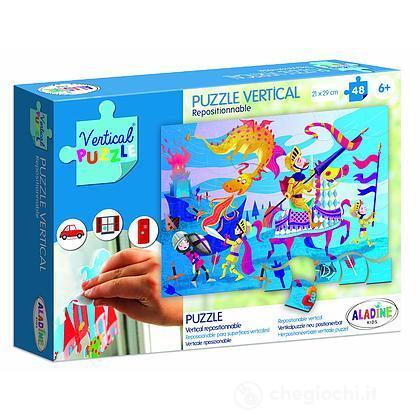 New Vertical Puzzle Draghi - 48 pezzi (ALD-VP61)