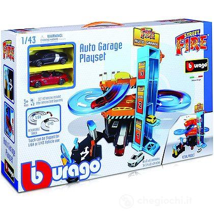 Pista Auto Garage - 1:43 (18-30361)
