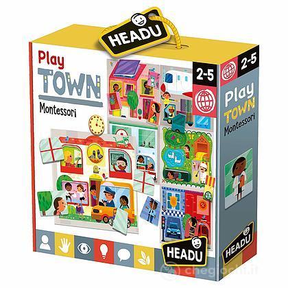 Baby Play Town Montessori (MU23615)