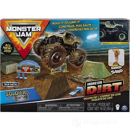 Monster Jam Set Pista SUV