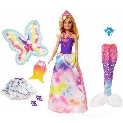 Barbie Moda da Favola (FJD08)