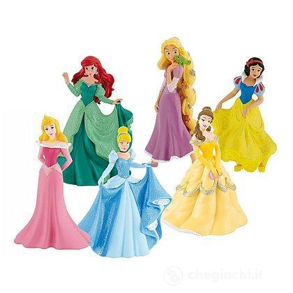 Confezione regalo 6 principesse Disney (13362)