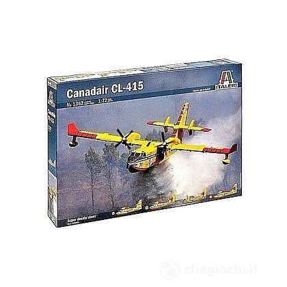 Aereo Canadair Cl - 415 1/72 (IT1362)