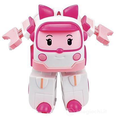 Amber Robocar Poli Robot Trasformabile (83172)