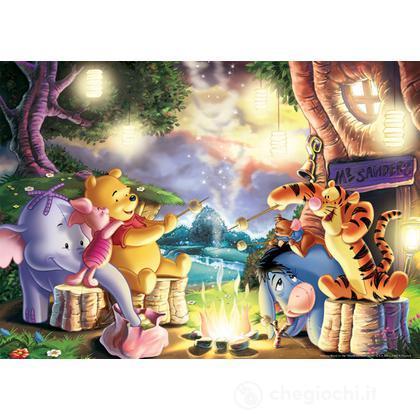 Winnie the Pooh e il falò