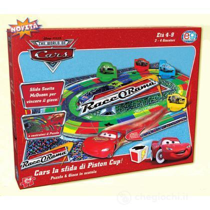 Cars la sfida di Piston Cup!