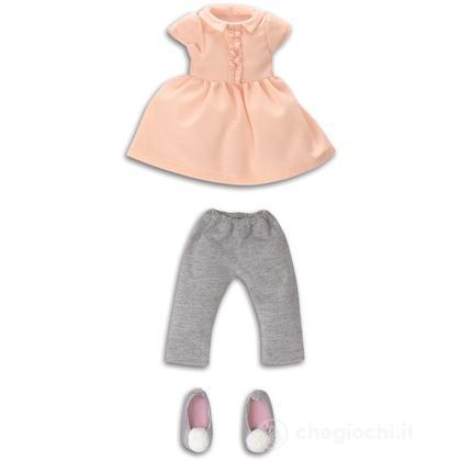 Vestito e leggings (BLW57)