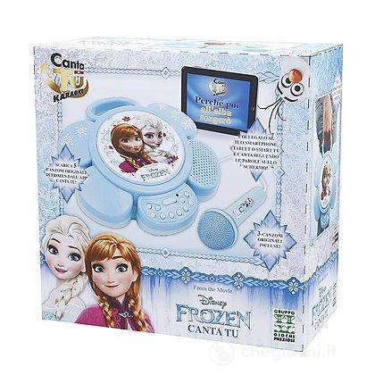 Canta Tu Frozen Karaoke Portatile (CTF00000)