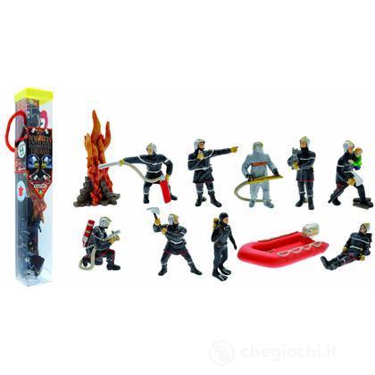 Tubo - Pompieri 11 figure