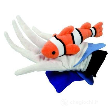Marionetta Pesce Pagliaccio