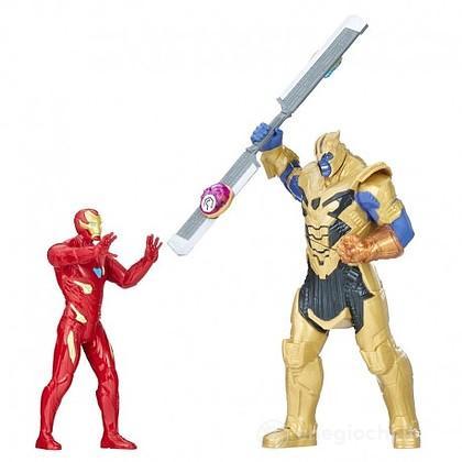 Figure Avengers Thanos + Gemme