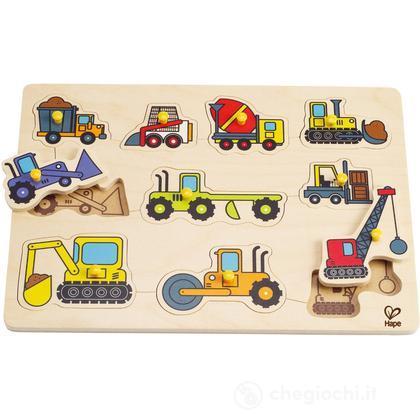 """Puzzle con appigli """"Cantiere"""" (E1401)"""