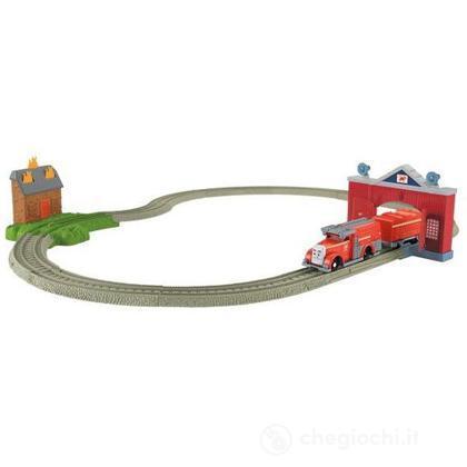 Set treni - Flynn eroe al salvataggio (Y8756 )