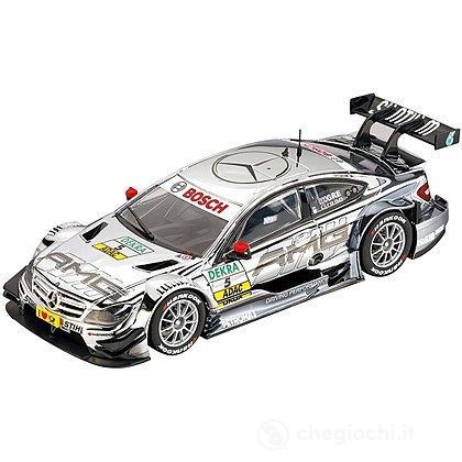 """Auto pista Carrera AMG Mercedes C-Coupe DTM """"J.Green, No.5"""" (20041369)"""