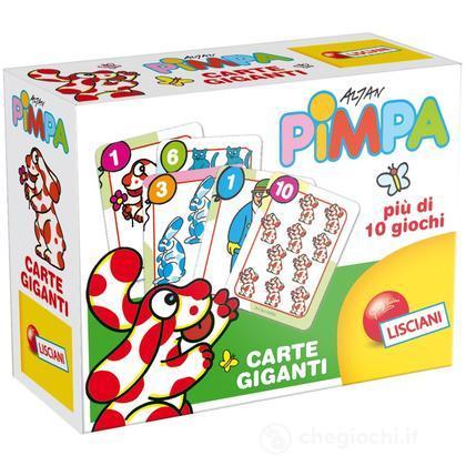 Pimpa Carte Giganti In Display (43699)
