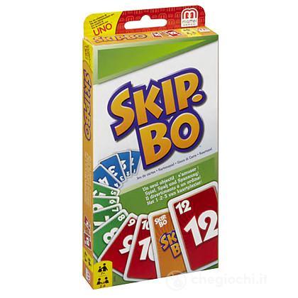 Skip-Bo UNO gioco di carte (52370)