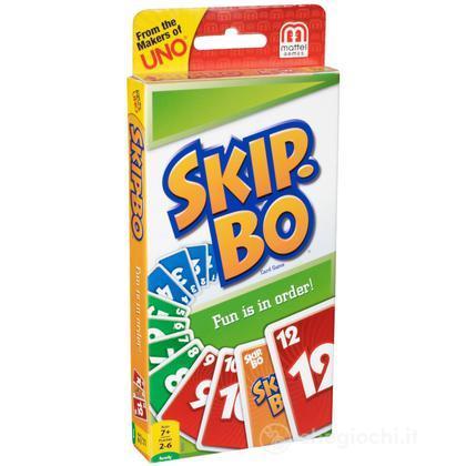 Skipbo gioco di carte Uno (52370)
