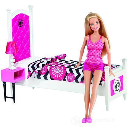 Camera da letto barbie e i suoi arredamenti cfb60 - Descrizione di una camera da letto ...