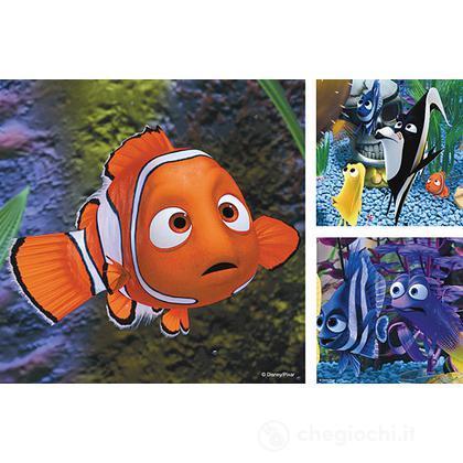 Nemo nell'acquario