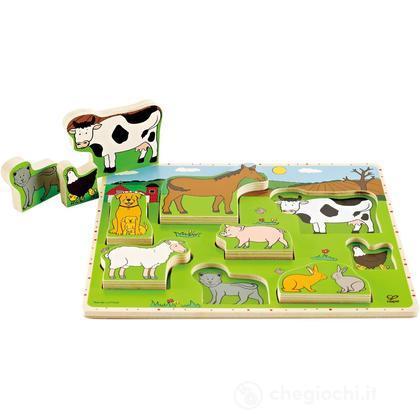 """Puzzle """"Gli animali si alzano"""" (E1450)"""