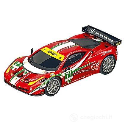 """Auto pista Carrera Ferrari 458 Italia GT2 """"AF Corse, No.71"""" (20041373)"""