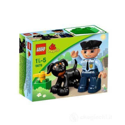 LEGO Duplo - Poliziotto (5678)