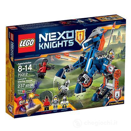 Il cavallo meccanico di Lance - Lego Nexo Knights (70312)
