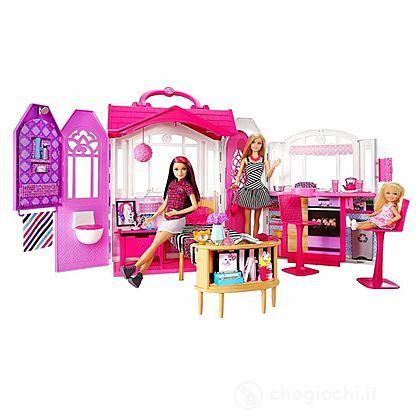 Budle Casa Glam (CFB65) con 1 Barbie
