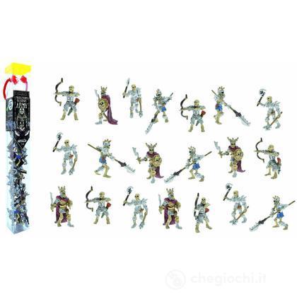 Tubo - Armata di scheletri 20 figure