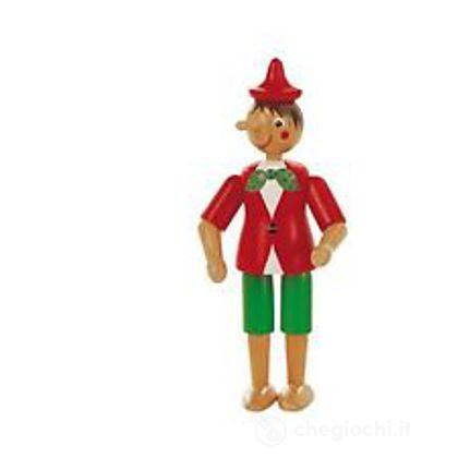 Pinocchio Snodabile - 10 cm (81375)