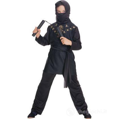 Costume Black Ninja taglia M (881037)