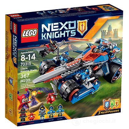 Il rompipalma di Clay - Lego Nexo Knights (70315)