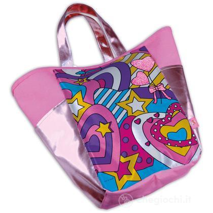 Color me mine Diamond Party Borsa Shopping con 5 pennarelli (106372377)