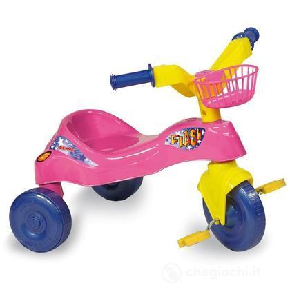 Triciclo Flash Rosa (13770)