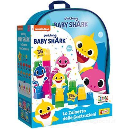Baby Shark Zainetto Costruzioni (83770)