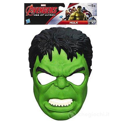 Maschera Base Marvel Hulk