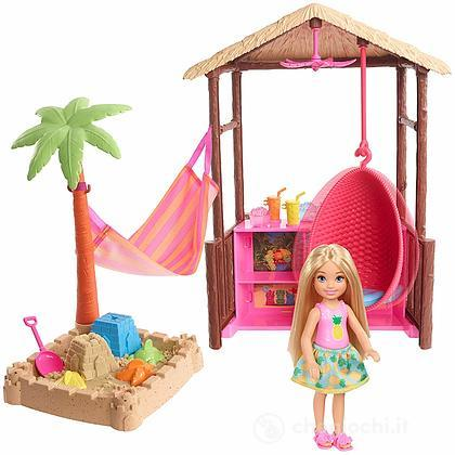 Barbie Bungalow sulla Spiaggia di Chelsea (FWV24)