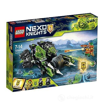 Twinfector - Lego Nexo Knights (72002)