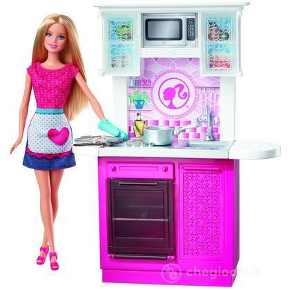 Cucina - Barbie e i suoi Arredamenti (CFB62)