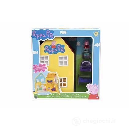 Peppa Pig la Grande Casa Deluxe (PPC38000)