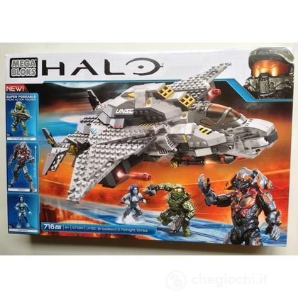 Mega Bloks Halo UNSC Broadsword (97380U)
